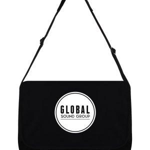 Global Sound Group Messenger Bag