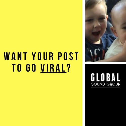 How To Make Social Media Posts Go Viral