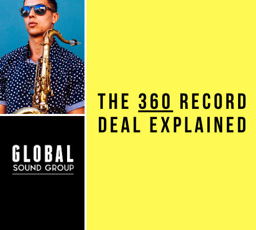 What Is The 360 Record Deal?