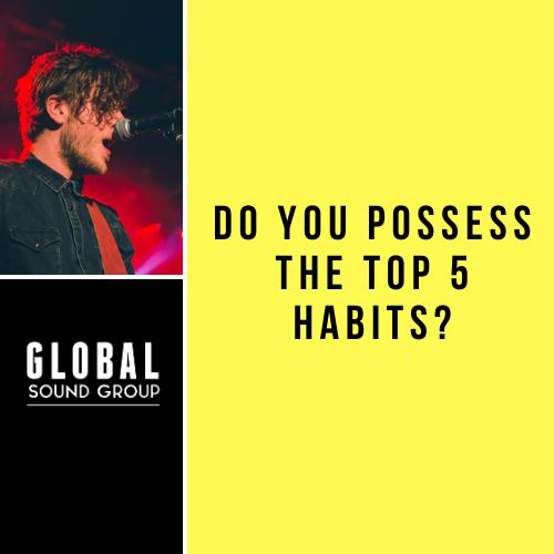 Top 5 Habits