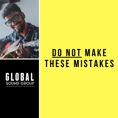 Musician Mistakes
