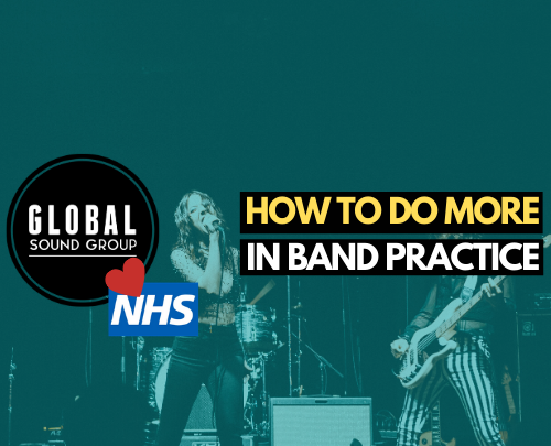 How To Do More In Band Practice