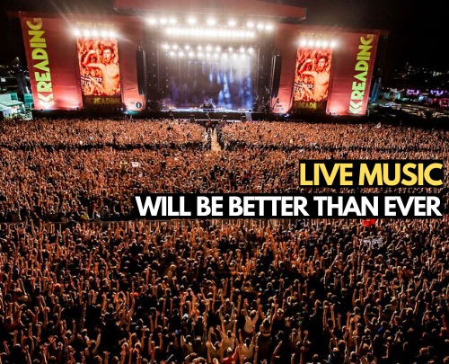 The Live Music Industry