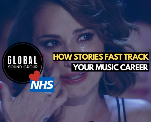 How Stories Can Fast Track Your Music Career