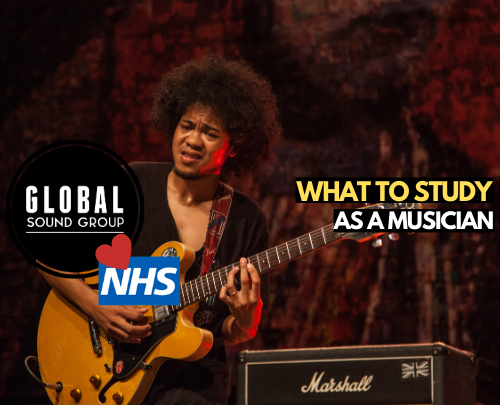 What You Should Be Studying As A Musician