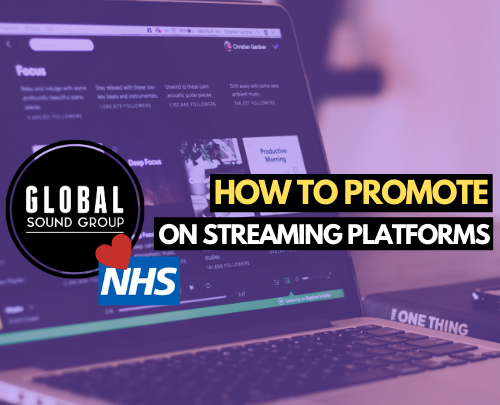 How To Promote Music On Streaming Platforms