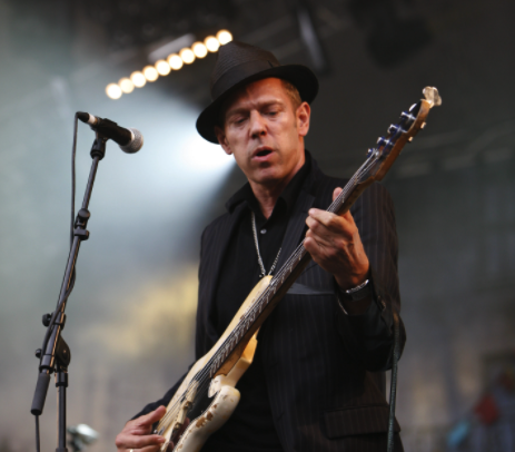 The Clash's Fragmented Bass Guitar Is Going On Permanent Display