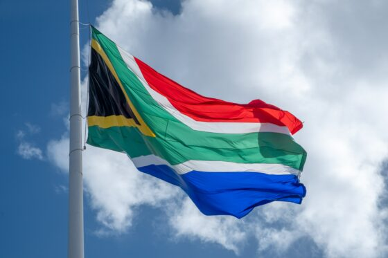 South Africa Launches First Official Chart